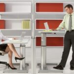 Office Workers Too Sedentary – Standing Up Saves Life