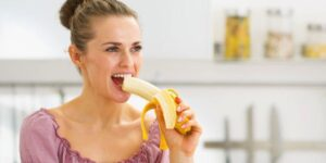 Eat 1 Banana a Day and Lose Weight Fast at Home